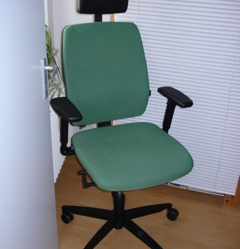 Gedanken über Bürostühle